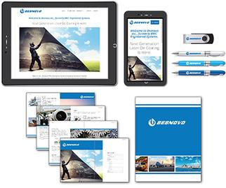 Besnovo Laser De-coating Website Design image