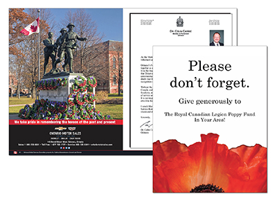 Remembrance Day Graphic Design image