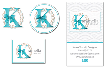 Karamella Designs Graphic Design image