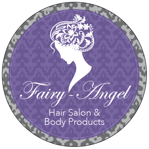 Fairy Angel Salon Logo