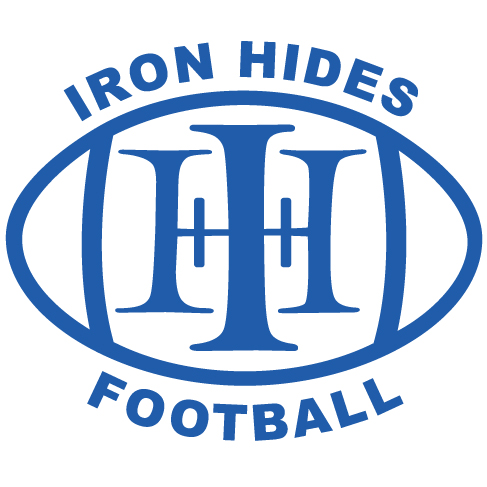 Iron Heads Football team Logo