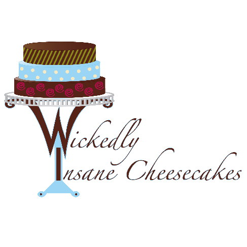 Wickedly Insane Cheesecakes Logo