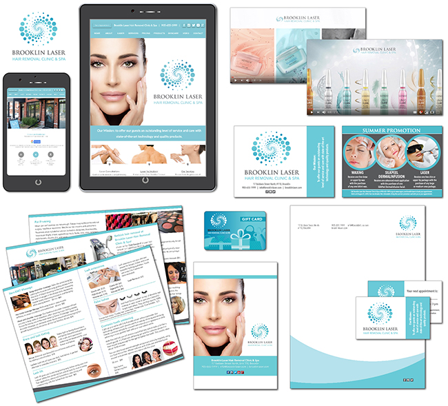 Brooklin Laser Hair Removal Clinic Portfolio Items