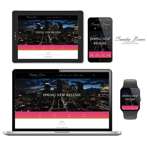 Sandra Benns Website